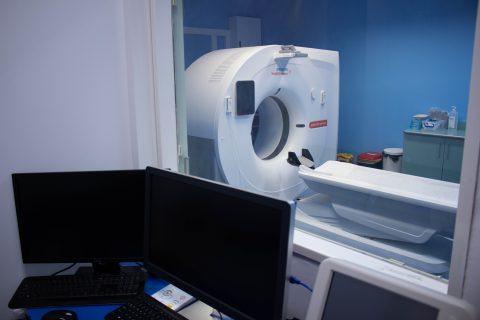 Radiológiai központ